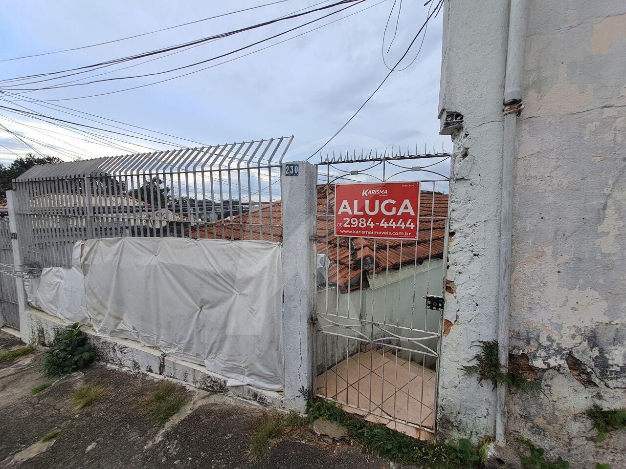 Alugar - Casa  - Tucuruvi - 1 dormitórios.