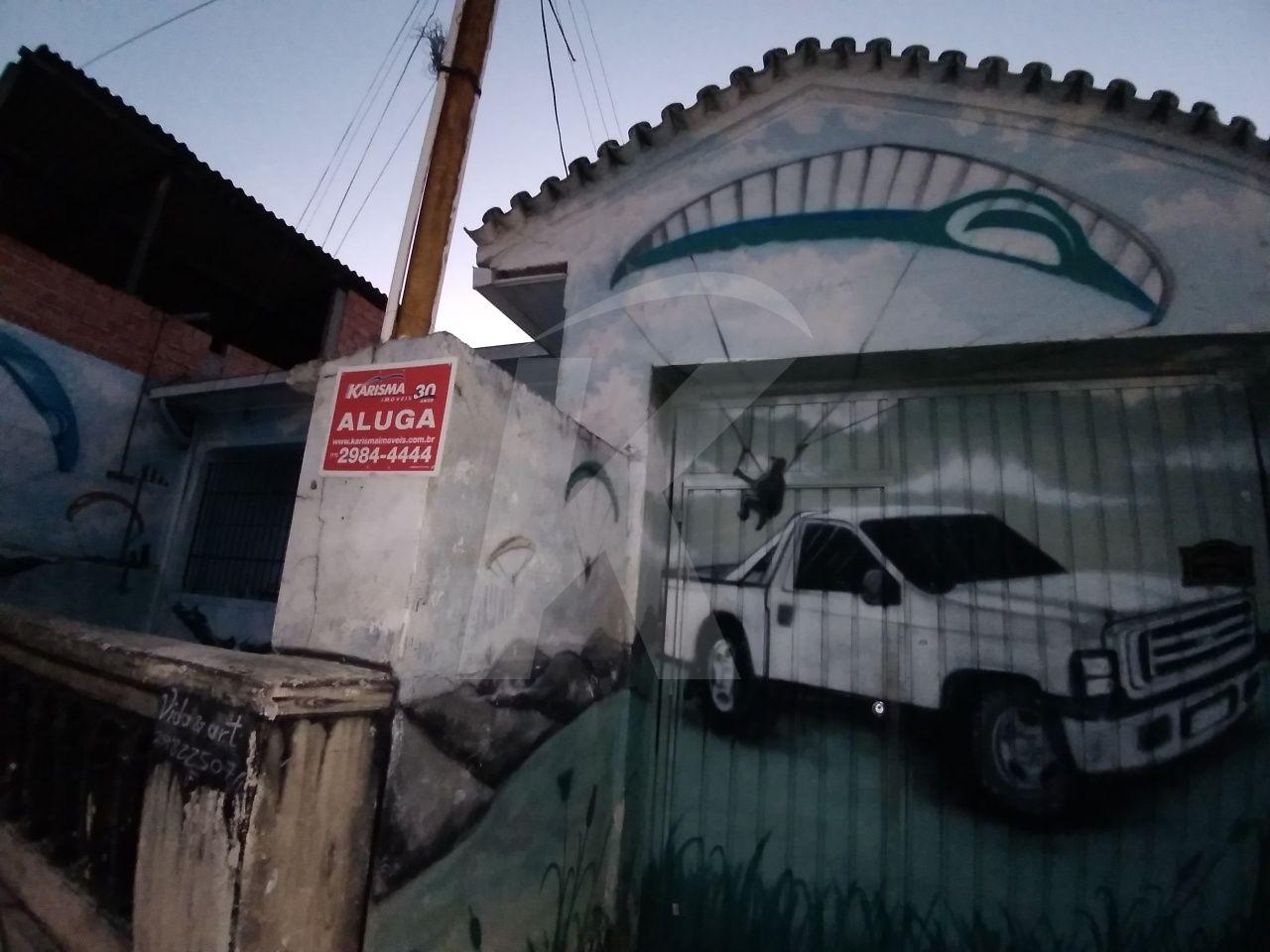 Alugar - Casa  - Vila Paiva - 2 dormitórios.