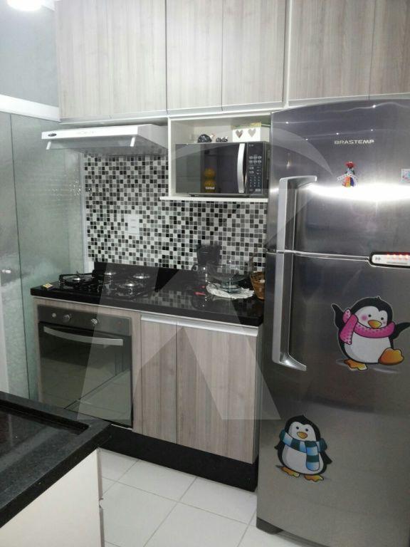 Comprar - Apartamento - Bonsucesso - 2 dormitórios.