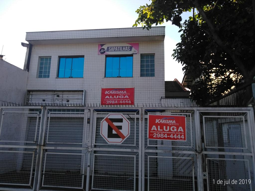 Alugar - Sala Comercial - Vila Nilo - 0 dormitórios.