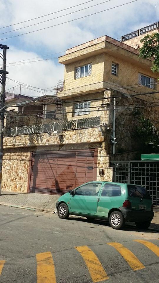 Comprar - Sobrado - Vila Maria Alta - 5 dormitórios.