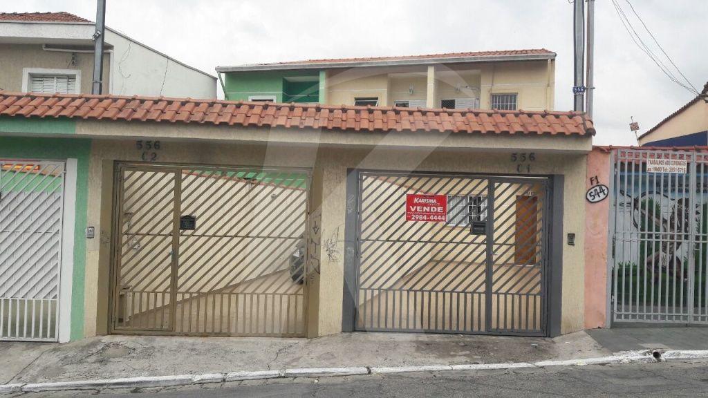 Sobrado Vila Constança - 3 Dormitório(s) - São Paulo - SP - REF. KA389