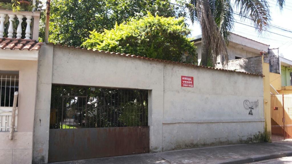 Comprar - Terreno - Vila Paulistana - 0 dormitórios.