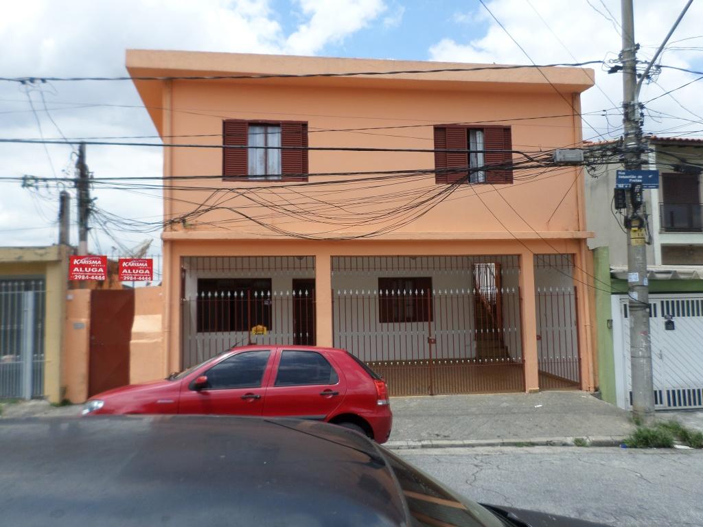 Alugar - Casa  - Vila Constança - 2 dormitórios.