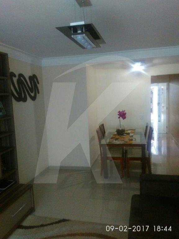 Sobrado Tucuruvi - 3 Dormitório(s) - São Paulo - SP - REF. KA4366