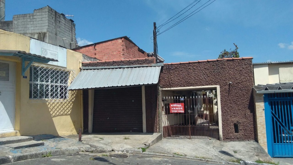 Comprar - Casa  - Jardim Brasil (Zona Norte) - 2 dormitórios.