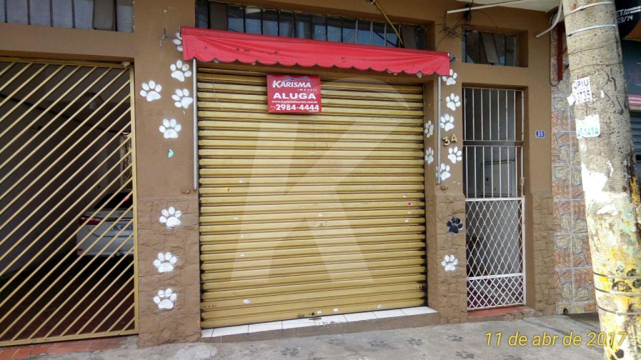 Alugar - Salão Comercial - Vila Gustavo - 0 dormitórios.