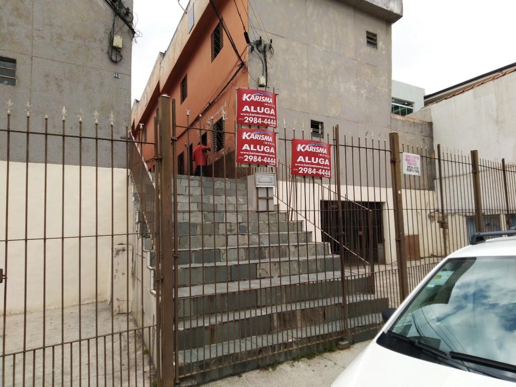 Alugar - Sobrado - Vila Medeiros - 2 dormitórios.