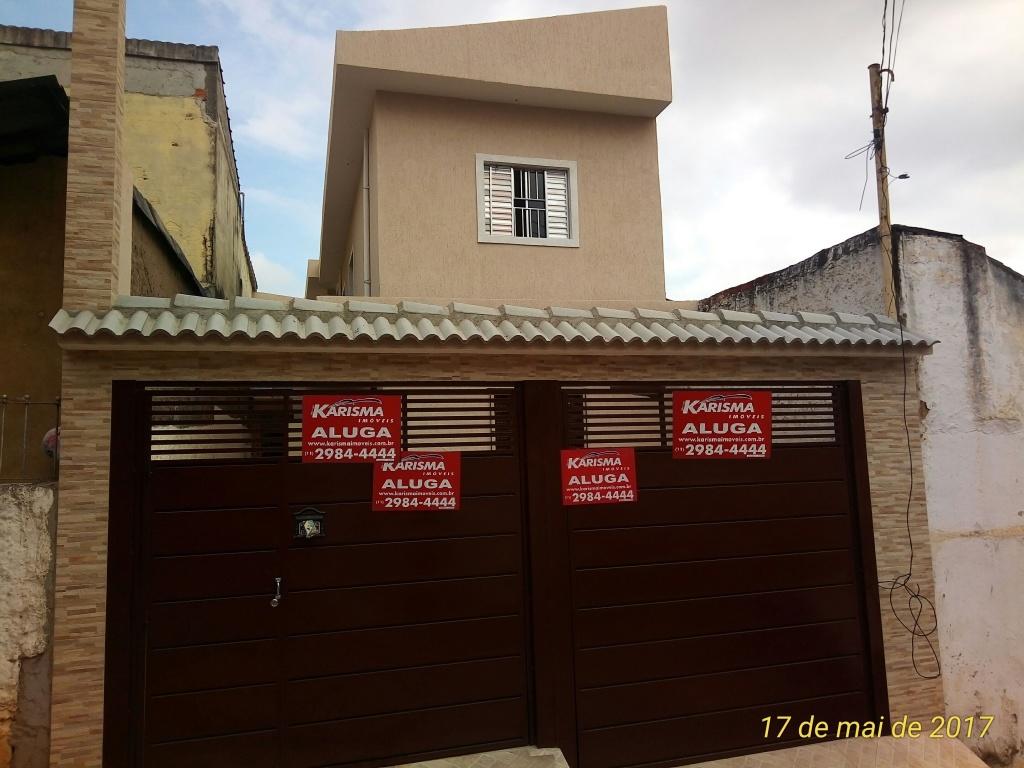 Alugar - Casa  - Jardim Moreira - 1 dormitórios.