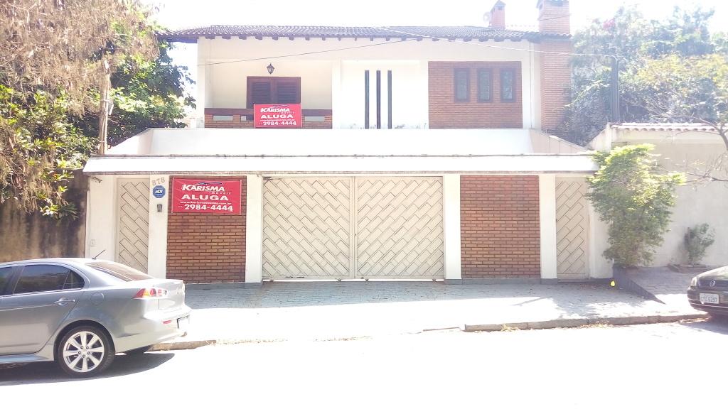 Alugar - Casa  - Parque Palmas do Tremembé - 3 dormitórios.