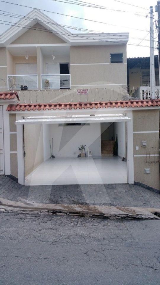 Sobrado Tucuruvi - 3 Dormitório(s) - São Paulo - SP - REF. KA5501