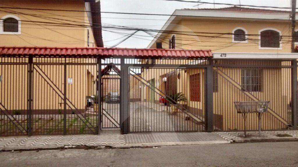 Comprar - Condomínio - Vila Sabrina - 3 dormitórios.