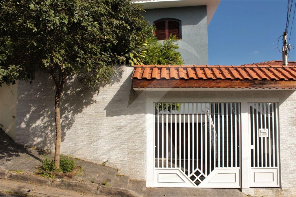 Comprar - Sobrado - Vila Basileia - 3 dormitórios.