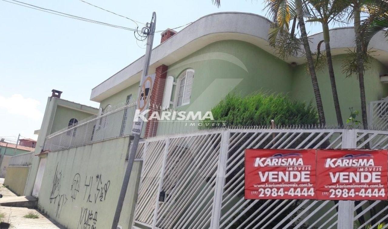 Comprar - Sobrado - Jardim Guanca - 4 dormitórios.