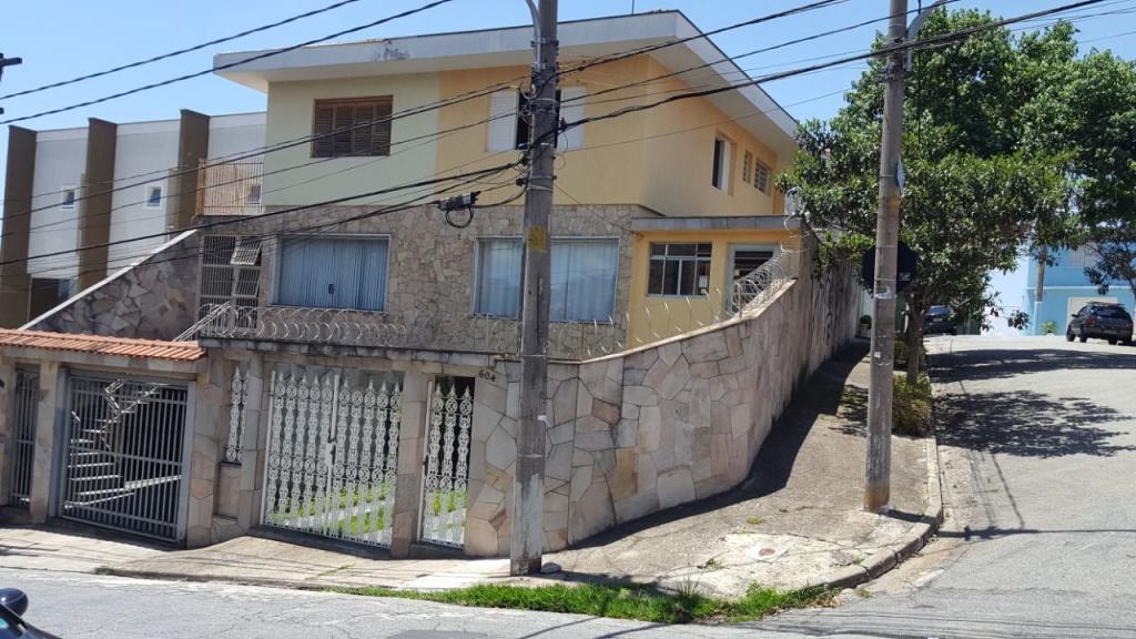 Sobrado Parada Inglesa - 3 Dormitório(s) - São Paulo - SP - REF. KA5716