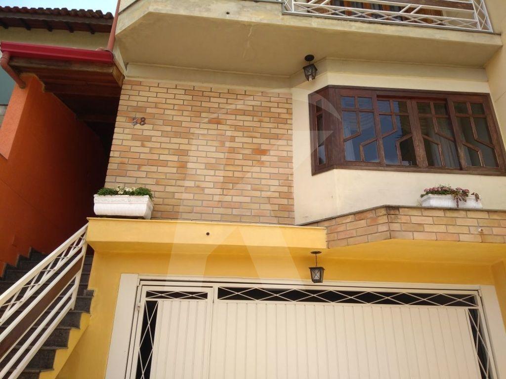 Comprar - Sobrado - Parque Renato Maia - 4 dormitórios.