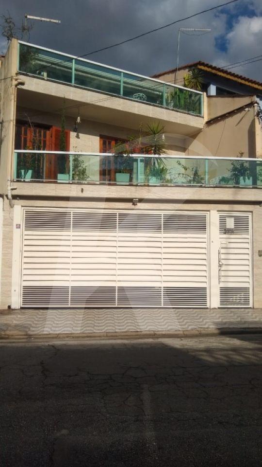 Comprar - Sobrado - Jardim Guanca - 3 dormitórios.