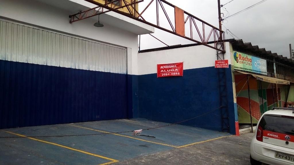 Alugar - Salão Comercial - Vila Nova Mazzei - 0 dormitórios.