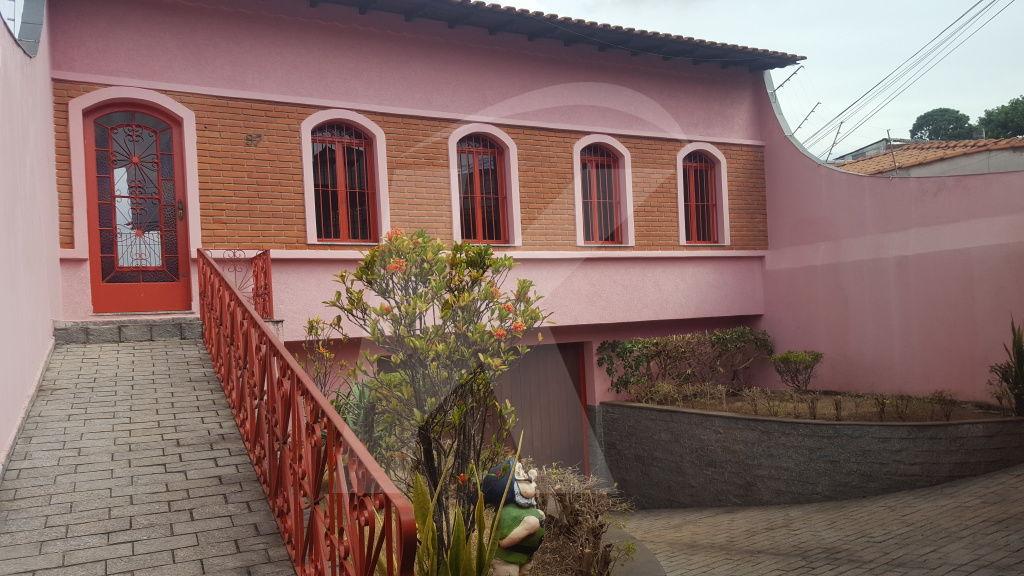 Comprar - Casa  - Vila Nivi - 3 dormitórios.