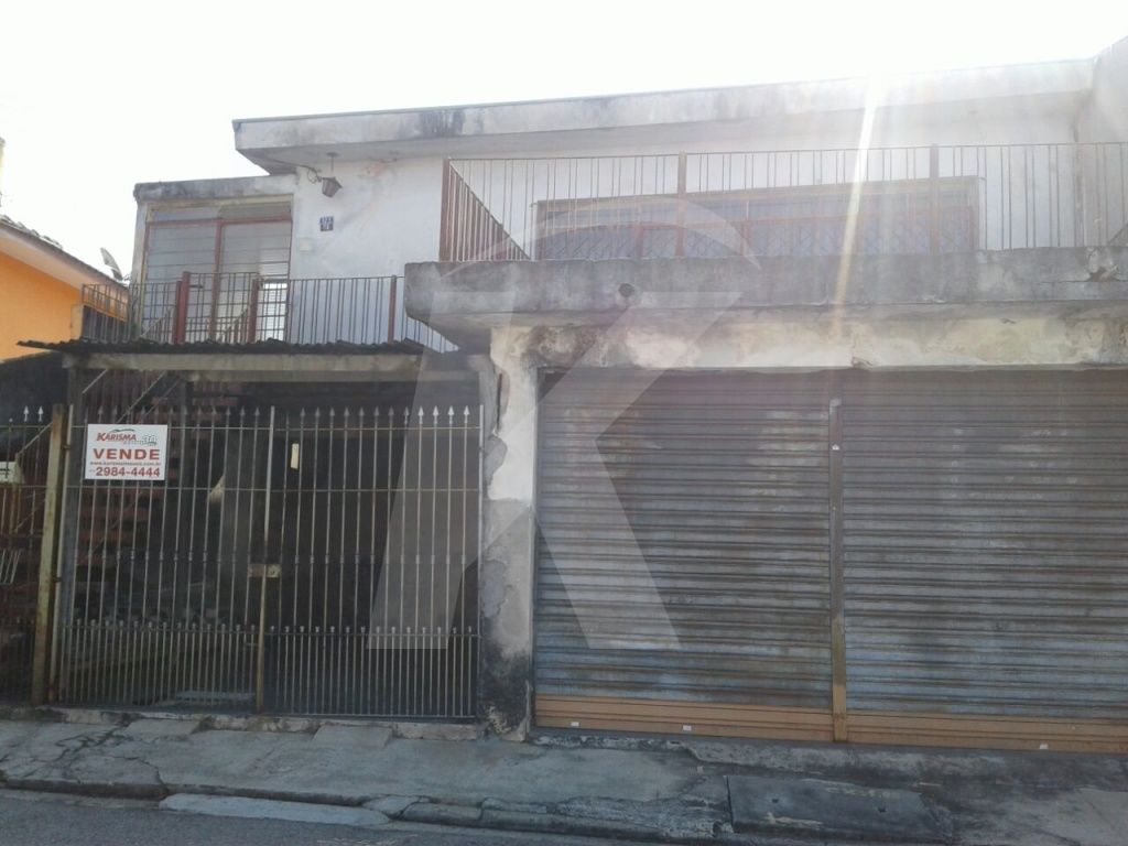 Comprar - Casa  - Vila Constança - 4 dormitórios.