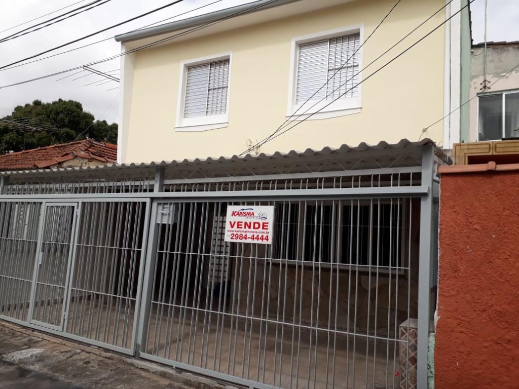 Sobrado Jaçanã - 3 Dormitório(s) - São Paulo - SP - REF. KA6616