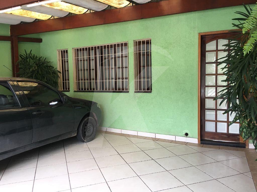 Comprar - Sobrado - Parque Edu Chaves - 4 dormitórios.