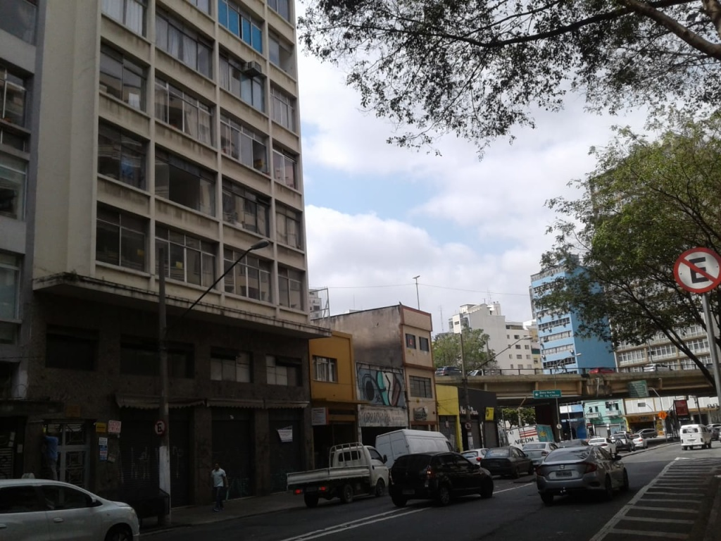 Comprar - Apartamento - Vila Buarque - 1 dormitórios.
