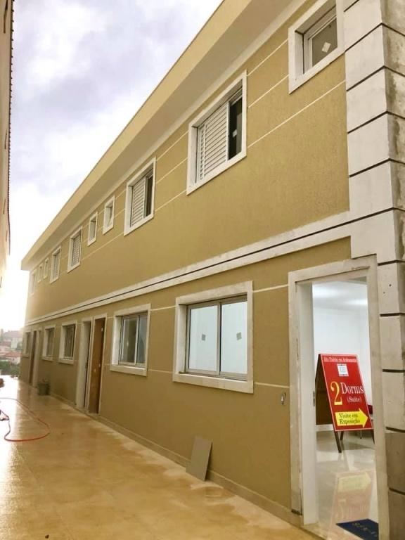 Comprar - Condomínio - Vila Maria Alta - 2 dormitórios.