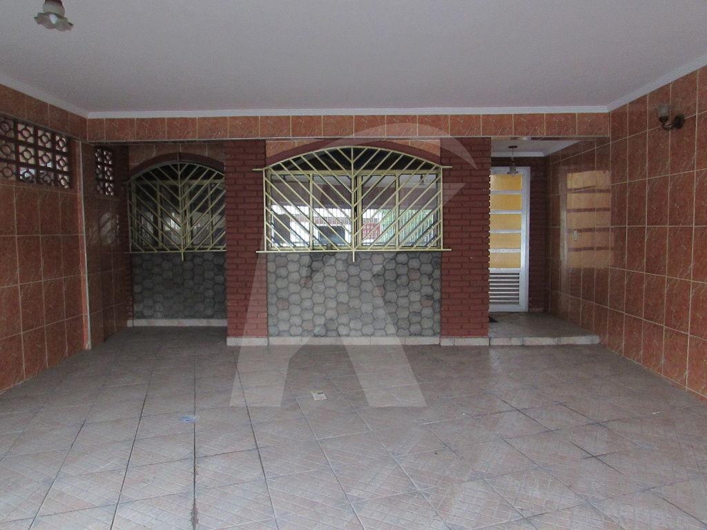 Alugar - Casa  - Bortolândia - 3 dormitórios.