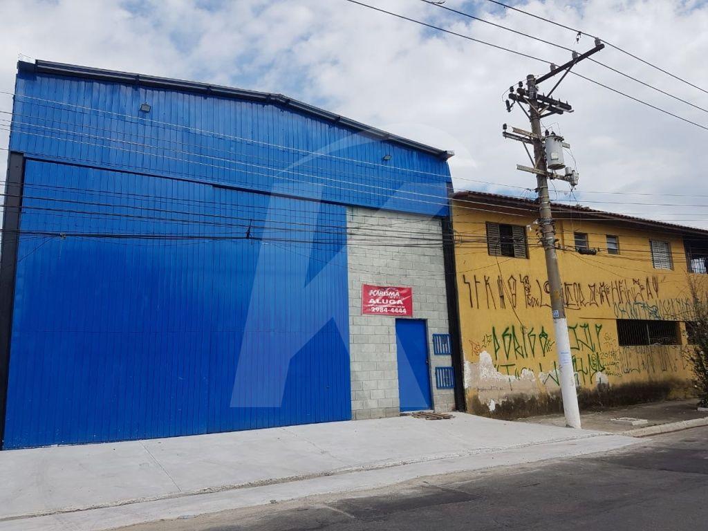Alugar - Galpão - Parque Edu Chaves - 0 dormitórios.