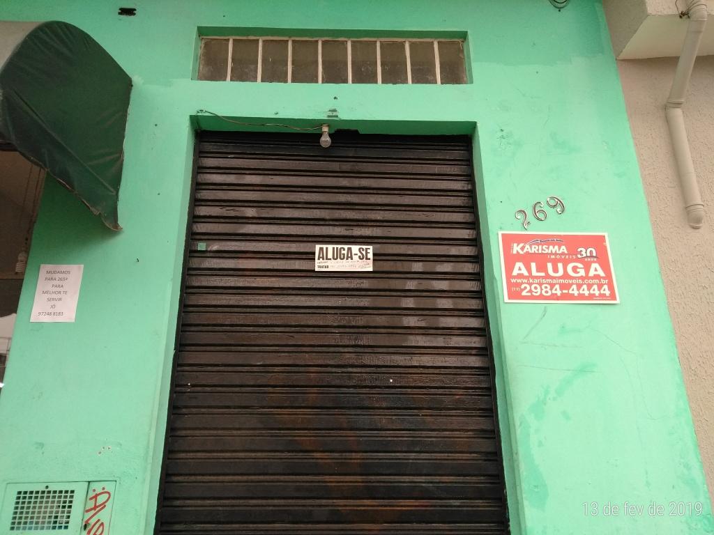 Alugar - Salão Comercial - Parada Inglesa - 0 dormitórios.