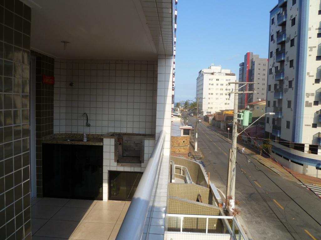 Comprar - Apartamento - Vila Mirim - 2 dormitórios.