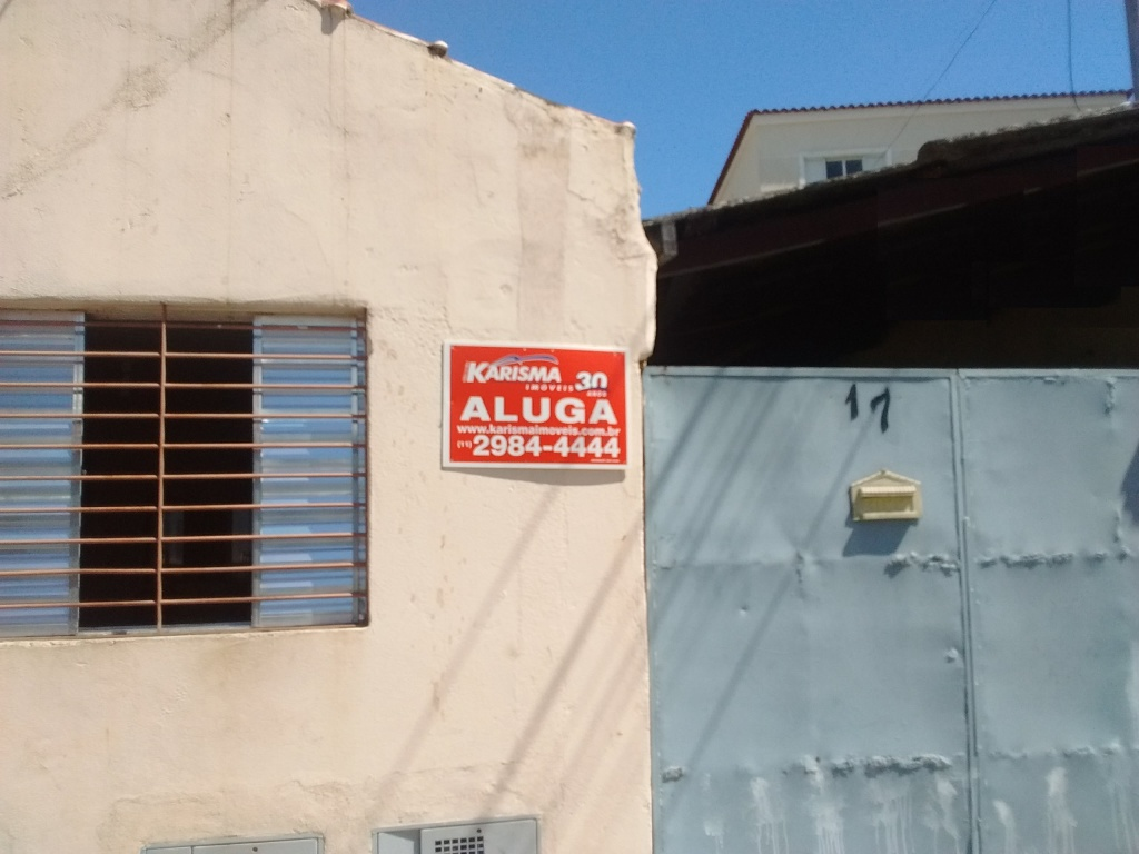 Alugar - Casa  - Vila Maria Alta - 1 dormitórios.