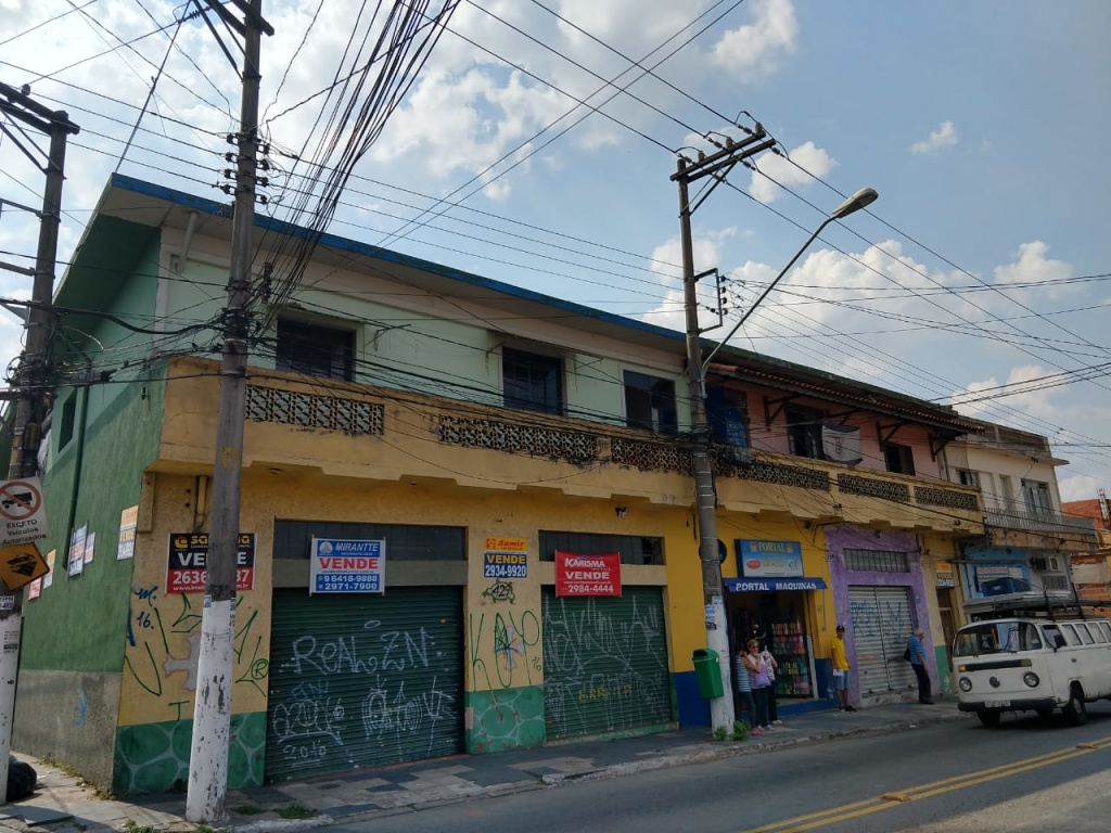 Comprar - Prédio - Vila Ede - 0 dormitórios.