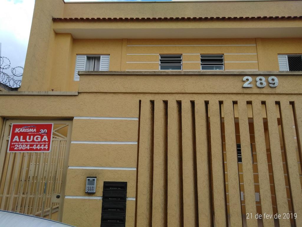 Alugar - Condomínio - Vila Medeiros - 1 dormitórios.