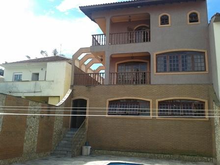 Comprar - Sobrado - Jardim Franca - 4 dormitórios.