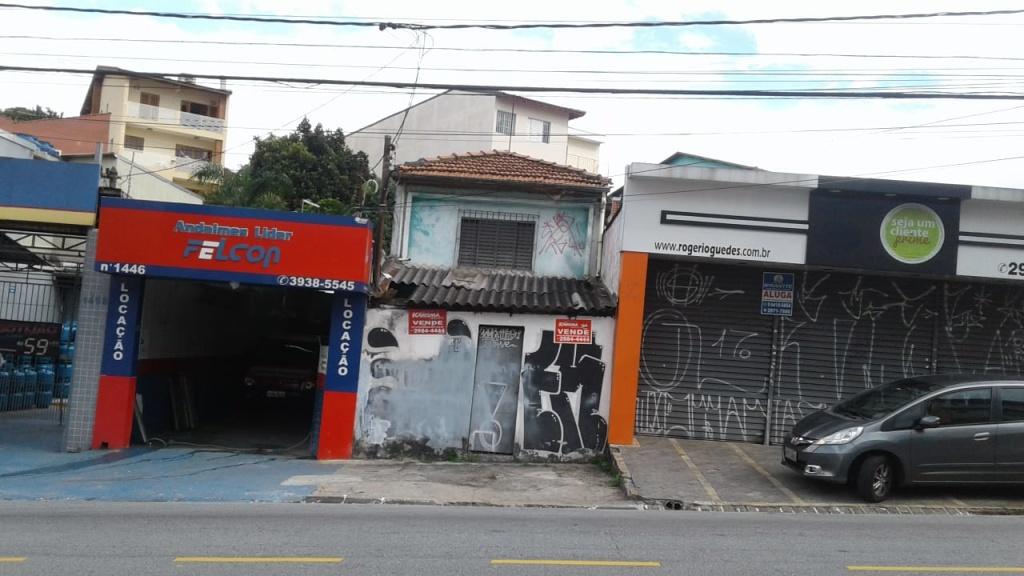 Comprar - Casa  - Tucuruvi - 2 dormitórios.
