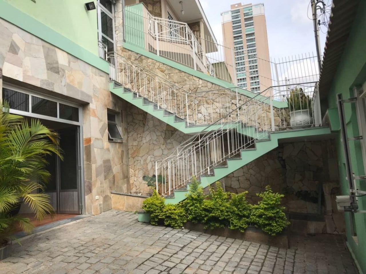 Comprar - Casa  - Vila Dom Pedro II - 4 dormitórios.