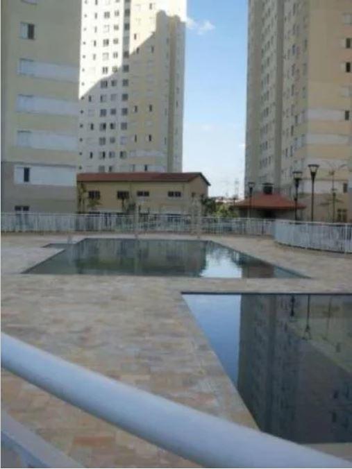Comprar - Apartamento - Vila Venditti - 2 dormitórios.