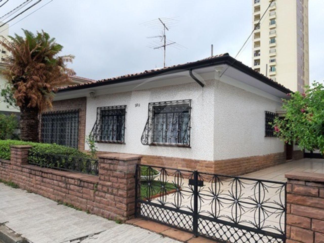 Comprar - Casa  - Santana - 3 dormitórios.