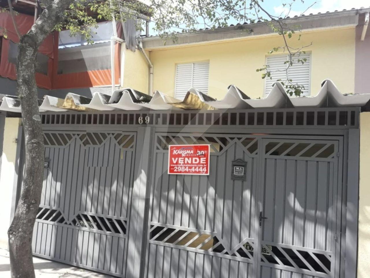 Comprar - Sobrado - Jaçanã - 4 dormitórios.