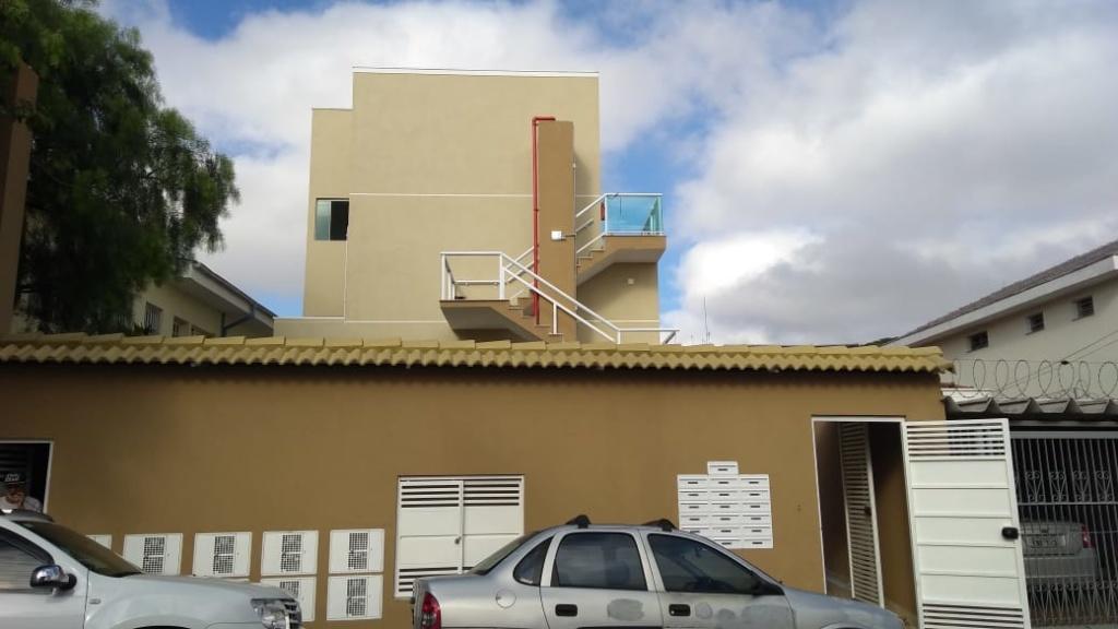 Comprar - Condomínio - Vila Constança - 2 dormitórios.