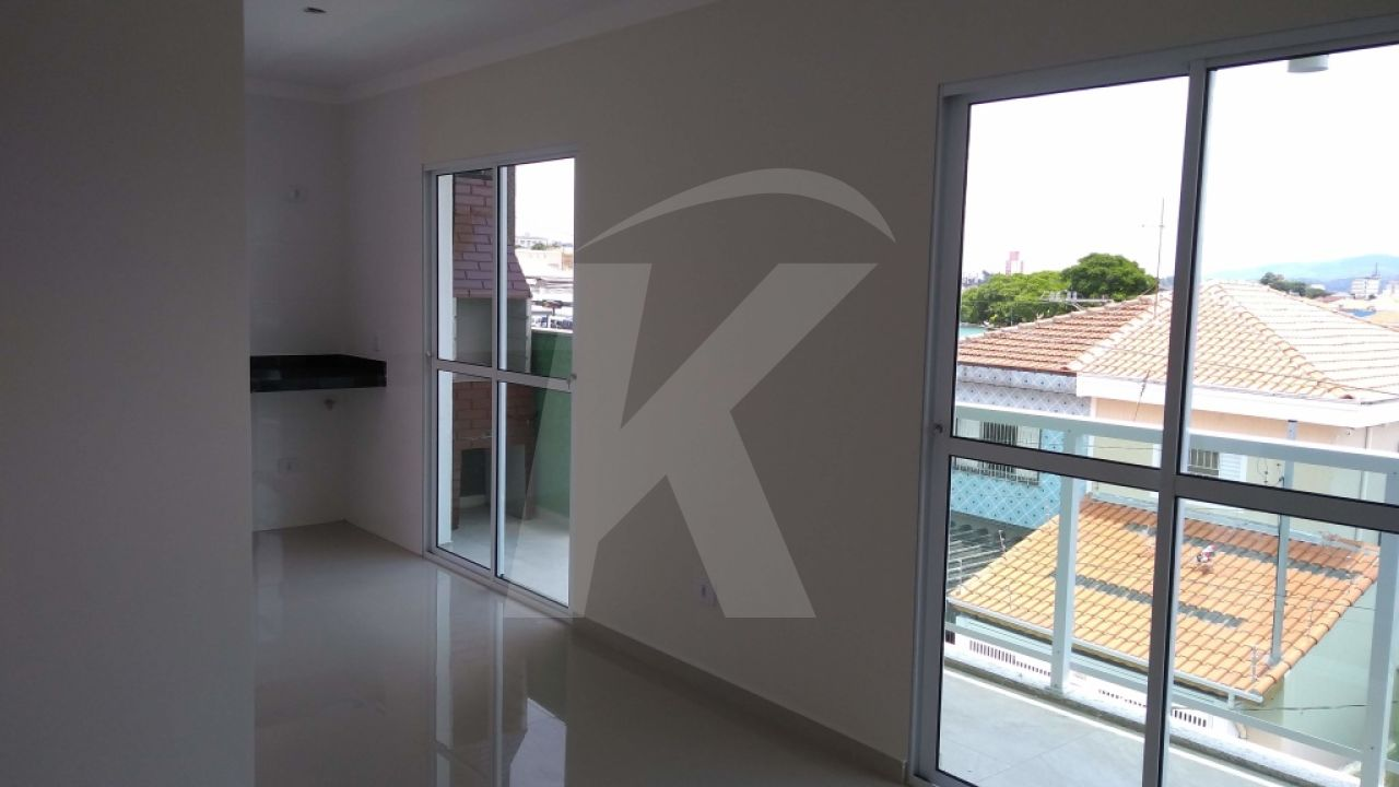 Comprar - Condomínio - Vila Nivi - 2 dormitórios.