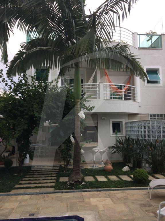 Sobrado Santana - 4 Dormitório(s) - São Paulo - SP - REF. KA8842