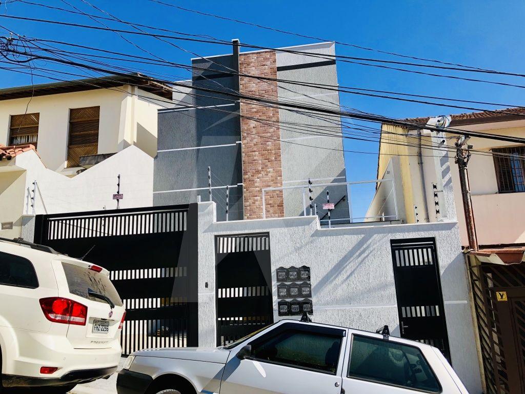 Comprar - Condomínio - Jardim Franca - 2 dormitórios.