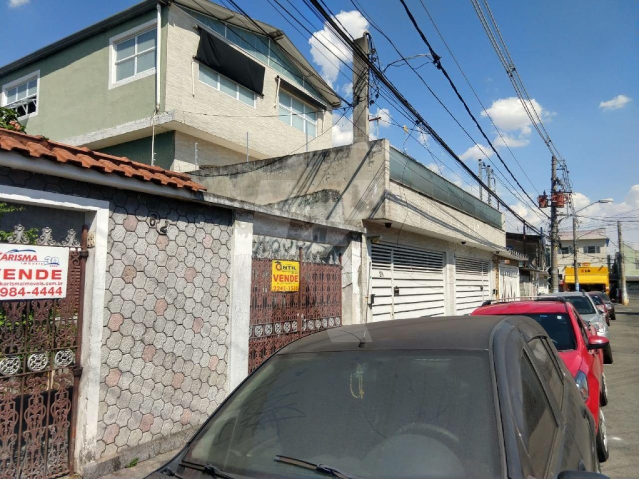 Terreno Jardim Brasil (Zona Norte) -  Dormitório(s) - São Paulo - SP - REF. KA9075