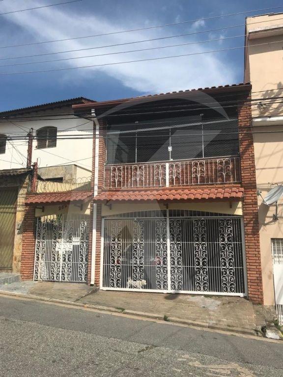 Comprar - Sobrado - Casa Verde Média - 3 dormitórios.