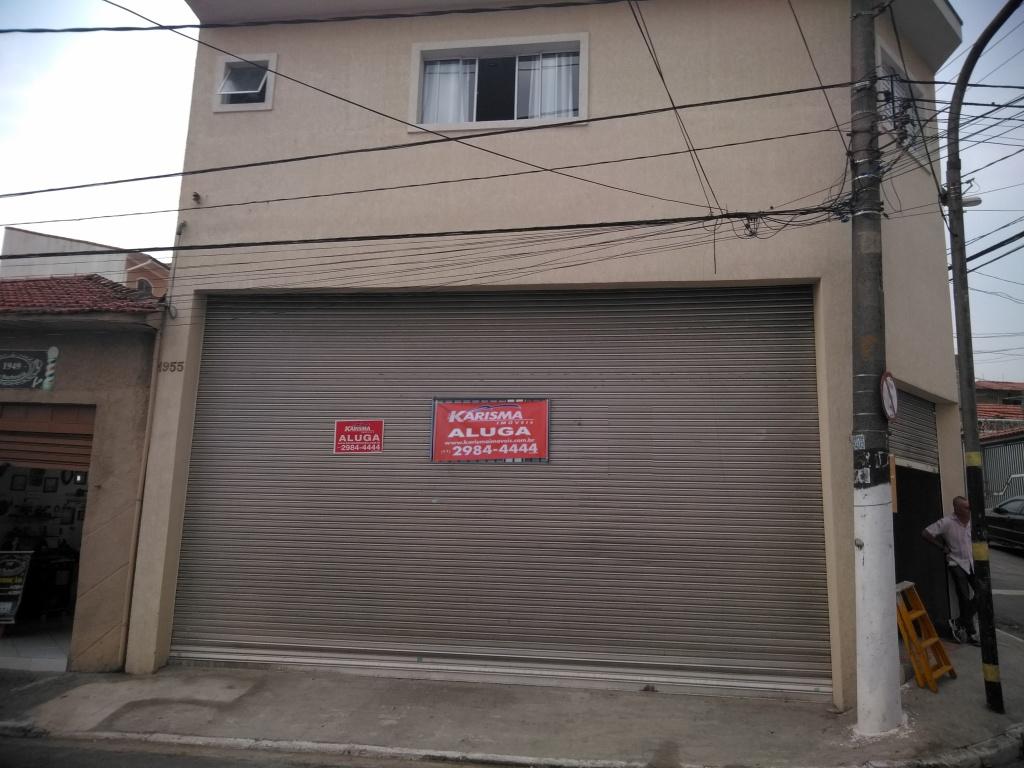 Alugar - Salão Comercial - Vila Nivi - 0 dormitórios.