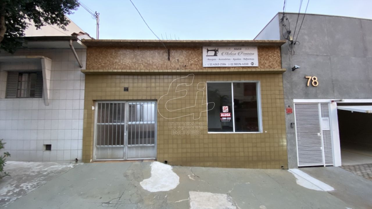 Casa Térrea para Locação - Tatuapé