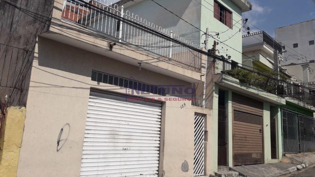 Casa Assobradada para Venda - Vila Ede
